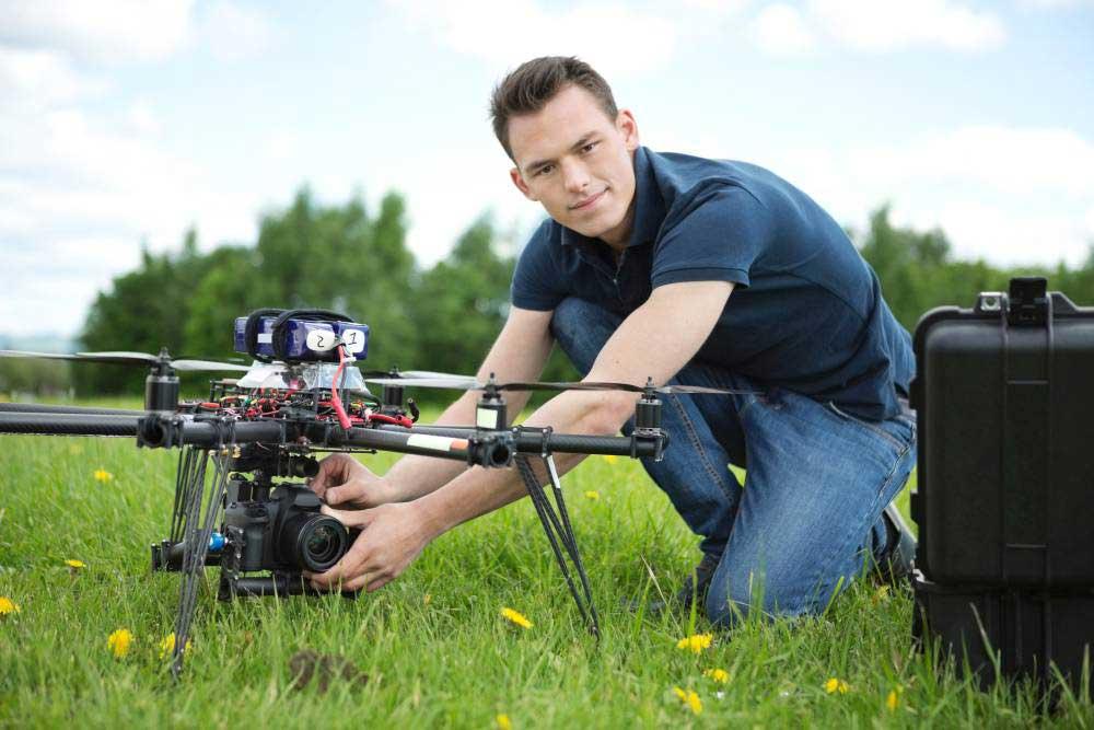 Comment être pilote de drone