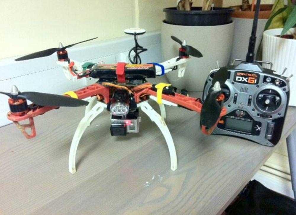 Comment fabriquer une radiocommande pour drone