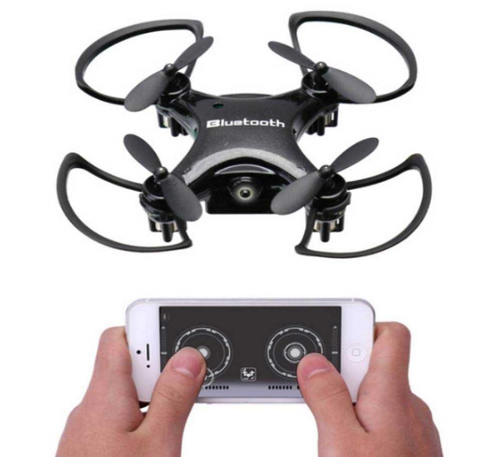 Comment piloter un drone avec son téléphone