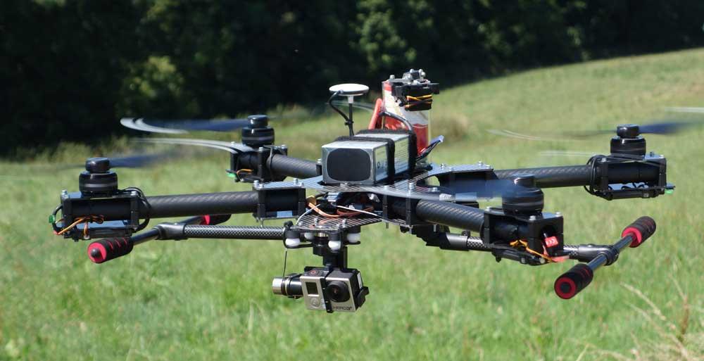 DIY : comment augmenter la portée d'un drone