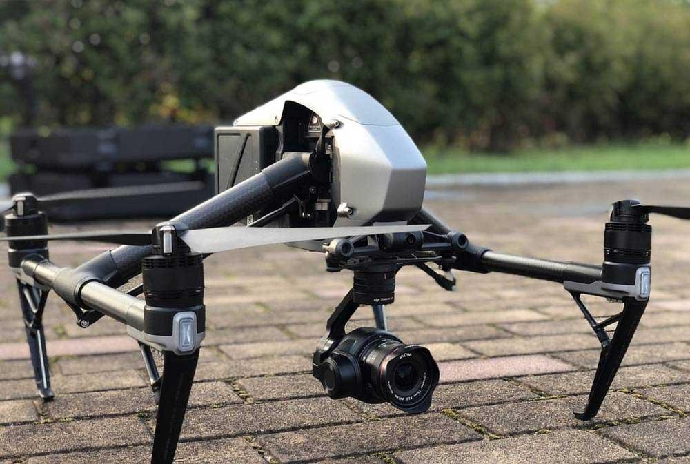 Drones - Présentation des drones DJI Inspire