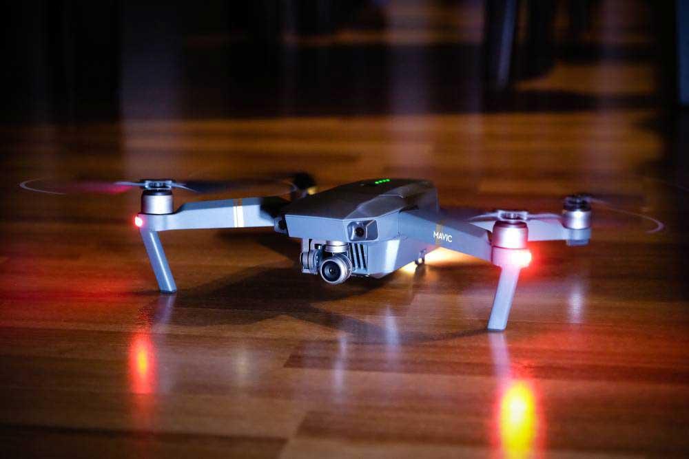 Drones - Présentation des drones DJI Mavic