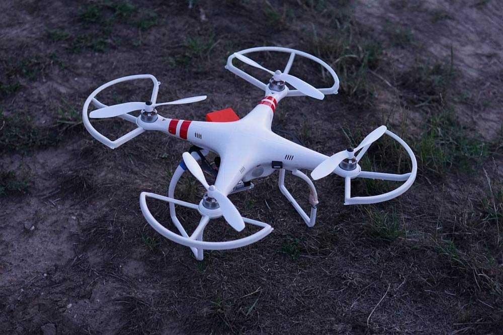 Drones - Présentation des drones DJI Phantom