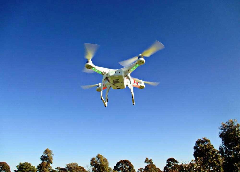 La réglementation relative aux drones