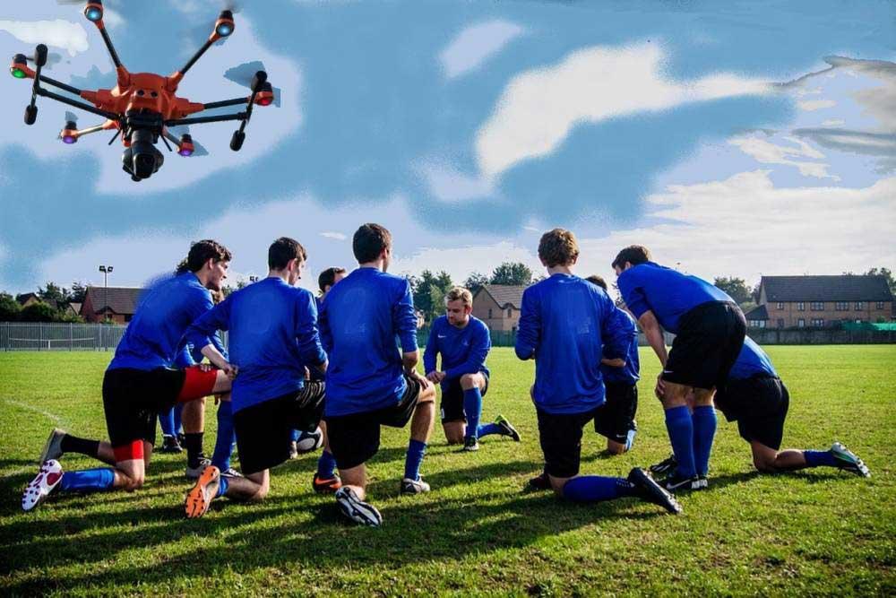 Le championnat du monde de drone