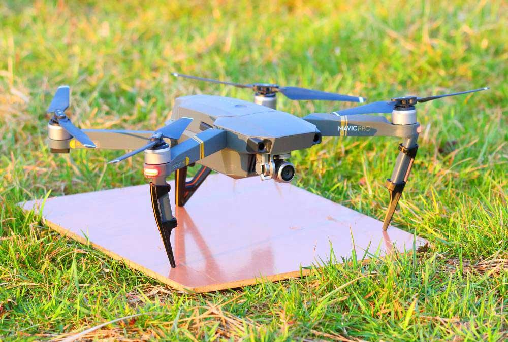 Le marché du drone civil