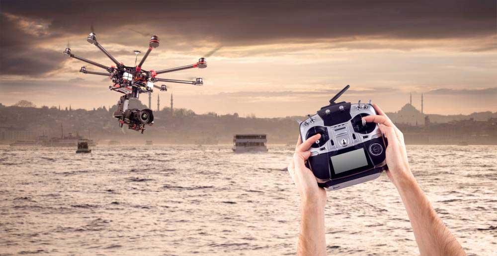 Les meilleurs drones pour filmer