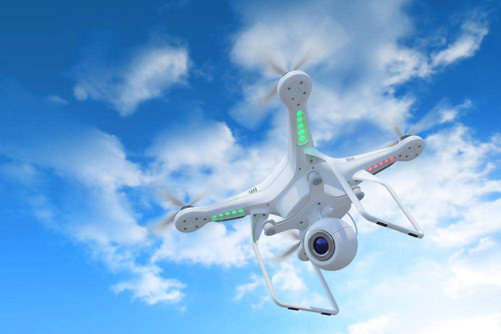 Les principales marques de drones