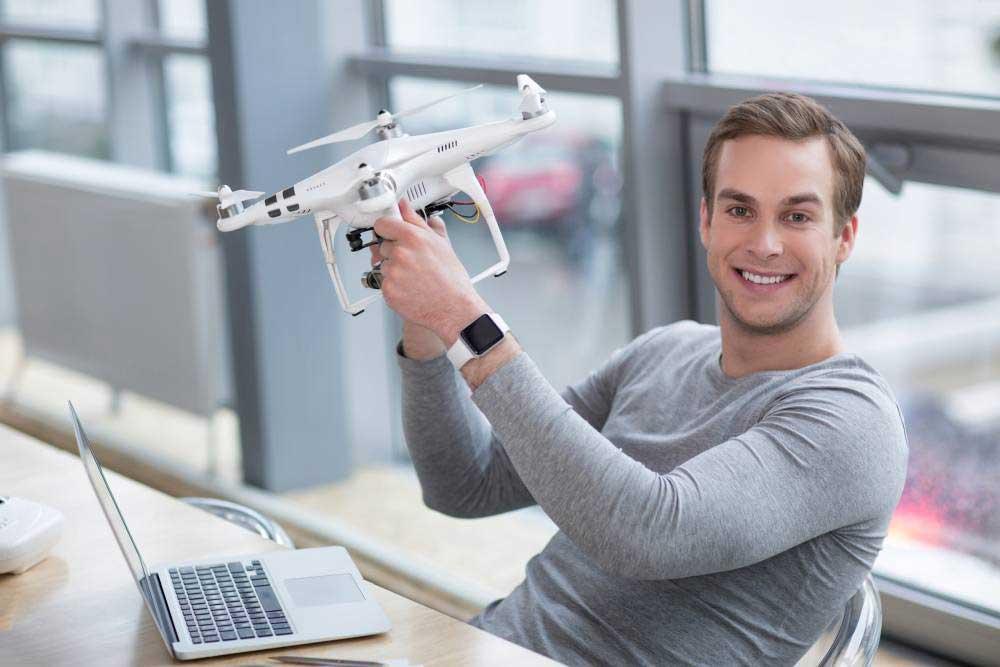 Passer son brevet de pilote de drone