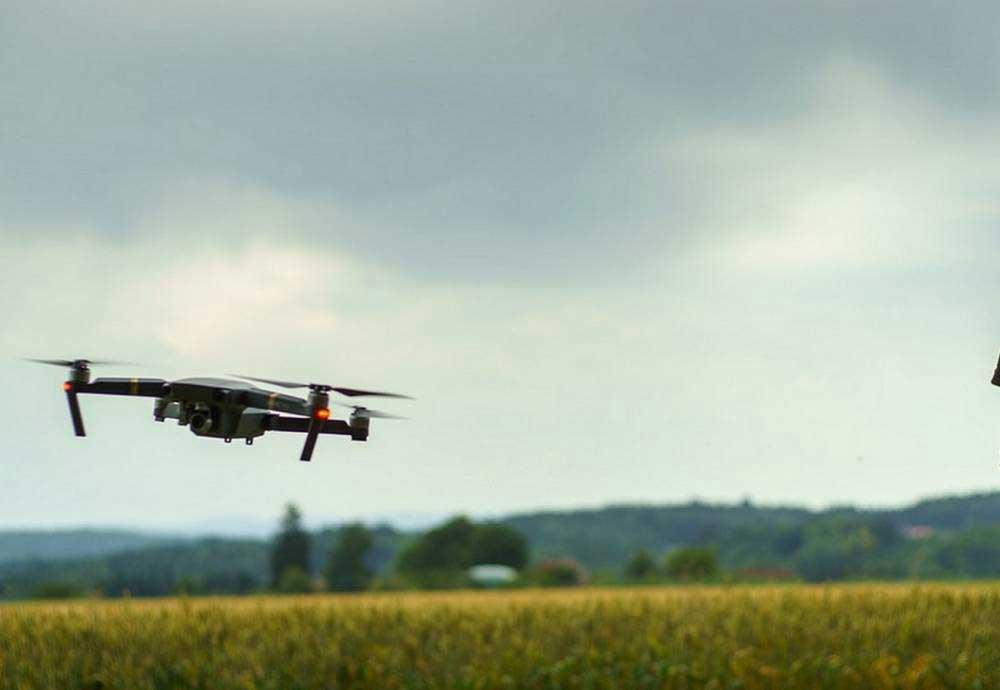 Peut-on faire voler un drone sous la pluie ?