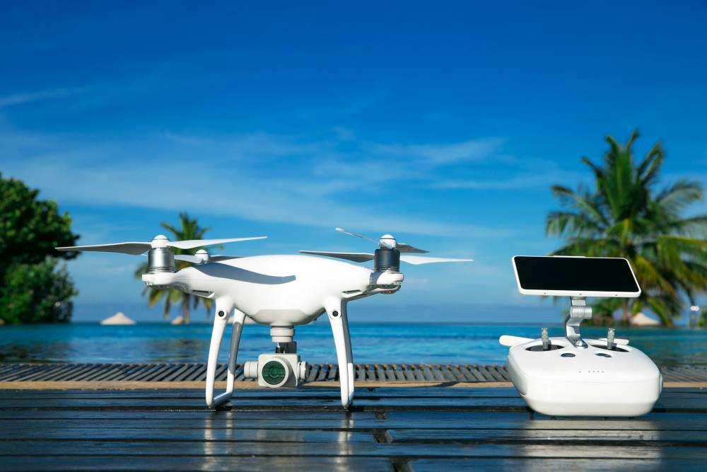Pilote de drone : un métier d'avenir