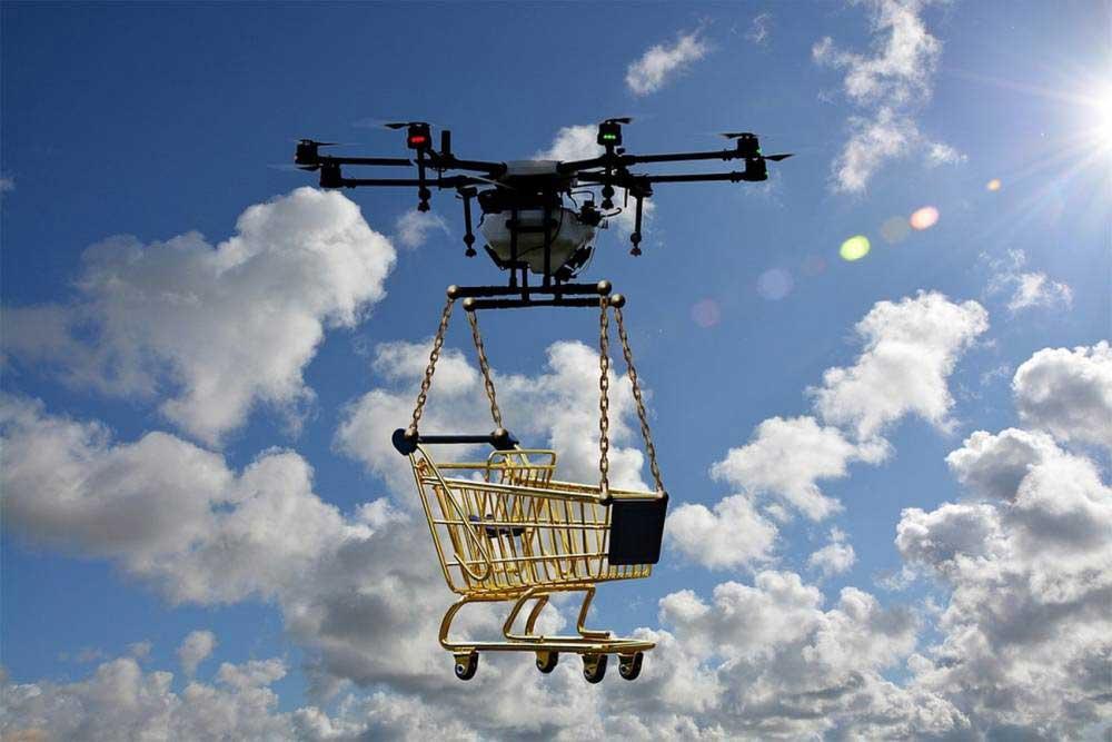 Que peut-on survoler avec un drone ?