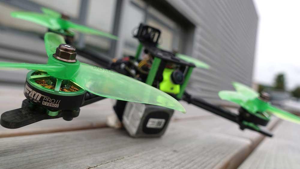 Quel est drone plus rapide du monde ?