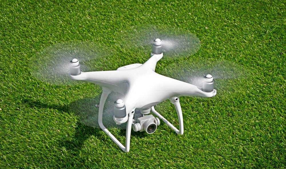 Un drone qui vous filme