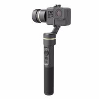 Stabilisateur Feiyu G5 avec GoPro Hero5 Black - vue de face