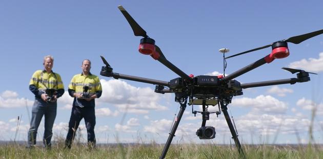 Pilotes de drones DJI
