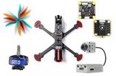 Composants drone racer