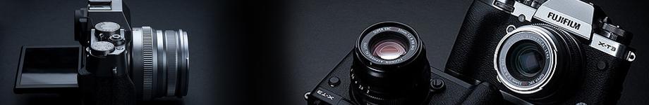 Gamme appareil photo Fujifilm