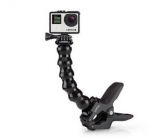 Fixation Jaws Flex Clamp pour GoPro