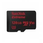 Carte microSDXC SanDisk Extreme 128 Go UHS V30