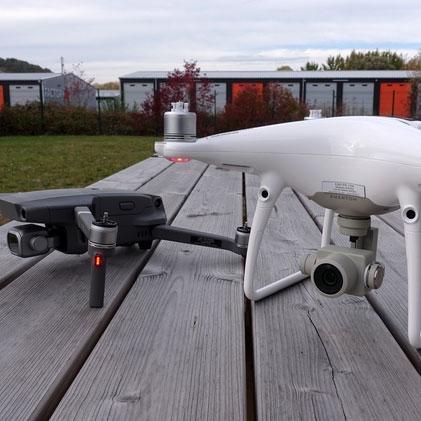 Étiquette d'enregistrement drones de loisir