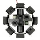 Nacelle360°/rig 3D pour caméras GoPro Hero