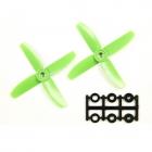2 hélices HQProp 3x3x4 anti-horaires