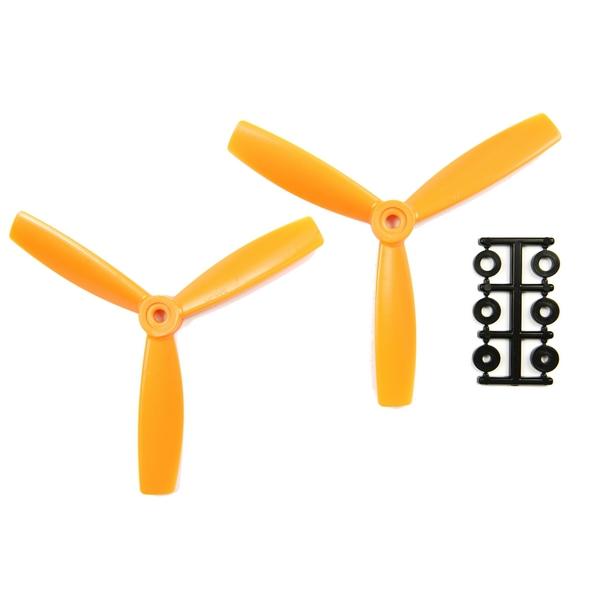 2 hélices HQProp 5x4.5x3 anti-horaires