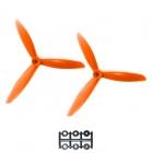 2 hélices HQProp 6x4.5x3R horaires