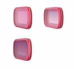 3 filtres CPL/ND8/ND16 DJI Osmo Pocket - PGYTECH