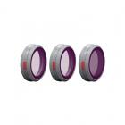3 filtres ND-gradués Professional pour DJI Mavic 2 Zoom - PGYTECH