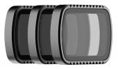 3 Filtres pour DJI Osmo Pocket Standard Series - Polar Pro