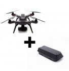 3D Robotics SOLO + batterie & nacelle 3 axes