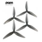 4 Hélices grises HQProp 6X3.5X3 POPO