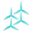 4 Hélices HQProp 5.5X3.5X3 en PolyCarbonate