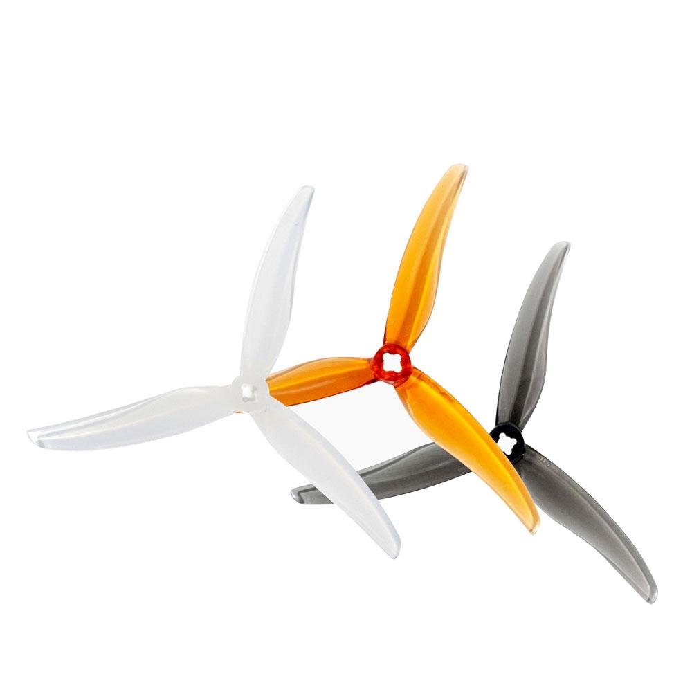 4 hélices SL5130-3 ultralight - GemFan