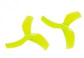 4 hélices tripales D63 - Gemfan