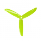 4 Hélices tripales DALprop CYCLONE T5249C Vert Fluo