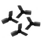 4 Hélices tripales DP 1.9x3 HQProp