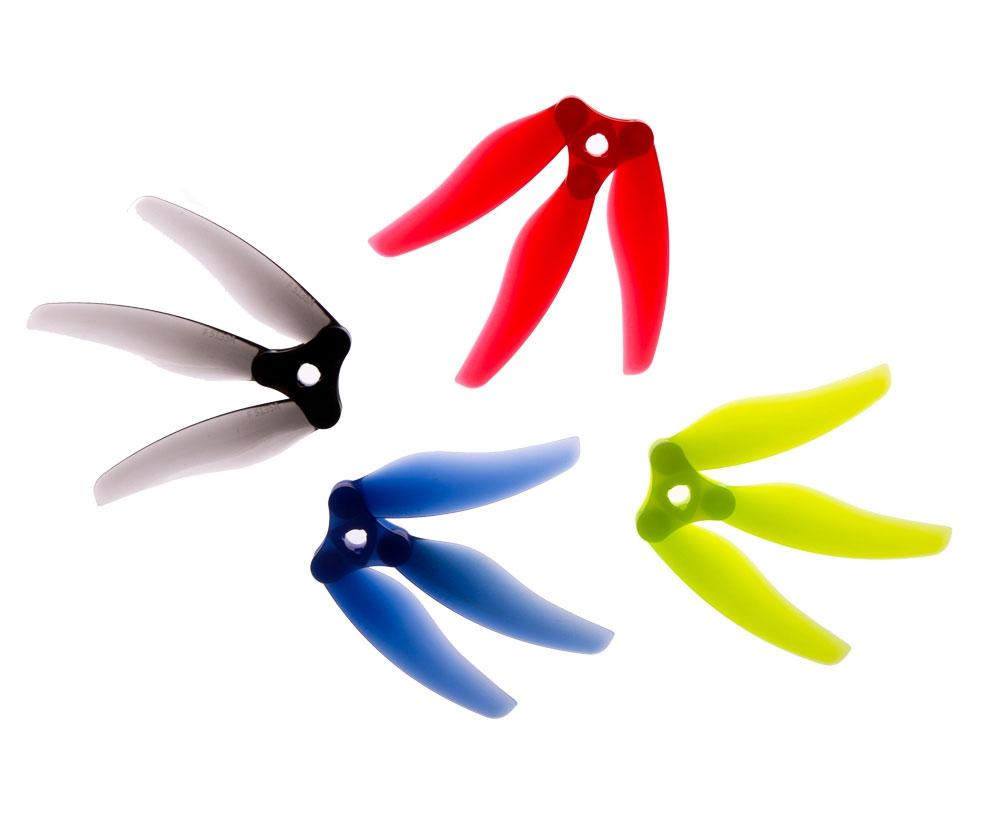 4 hélices tripales Floppy Proppy 5135-3 - GemFan