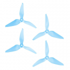 4 Hélices tripales Racekraft 5051 TCS Clear Blue