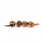 4 Moteurs Brushless 0802 18000 Kv Gold Edition - NewBeeDrone