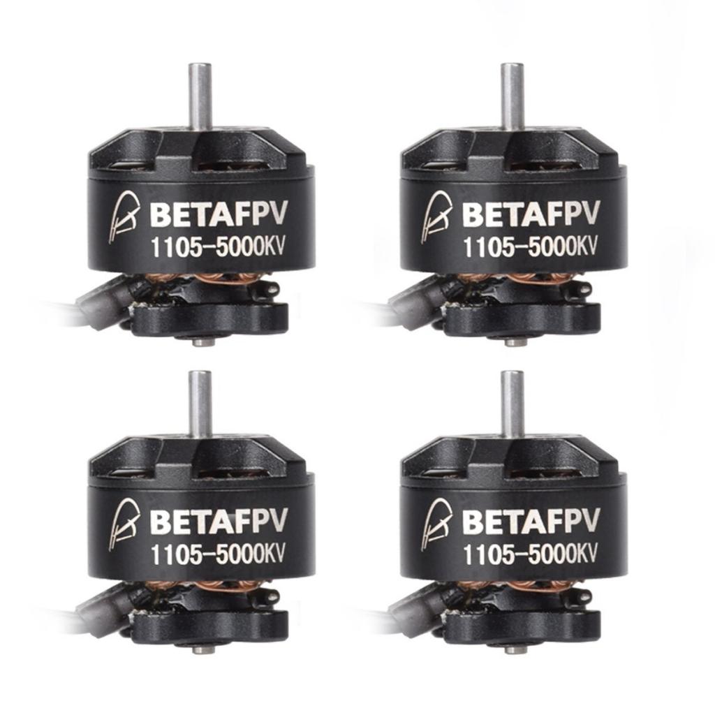 4 Moteurs Brushless 1105 5000Kv - BetaFPV