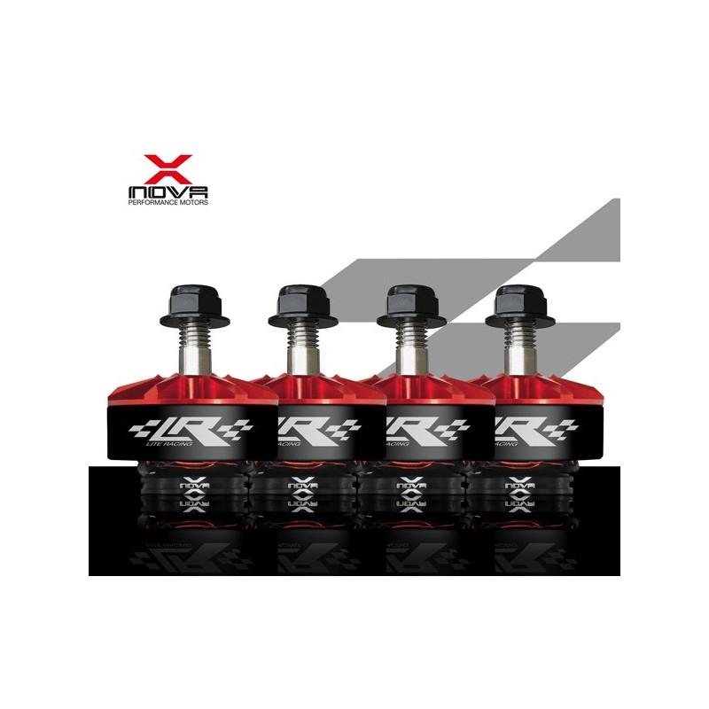 4 moteurs Xnova LITE RACING 2207