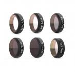 6 filtres pour DJI Mavic Air - PGY