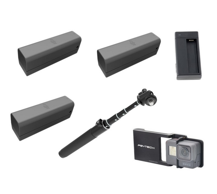 Accessoires pour DJI Osmo Mobile - Offre Noël