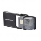 Caméra GoPro Hero5 Black installée sur l'adaptateur pour stabilisateurs mobiles