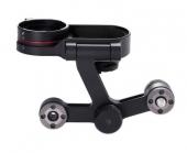 Adaptateur caméra et nacelle X5 pour stabilisateur DJI Osmo - vue de côté