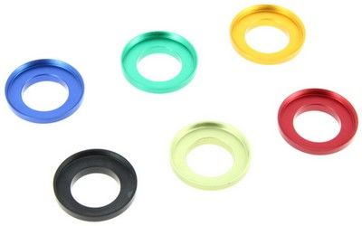 Adaptateur couleur filtre 37mm pour GoPro 3/3+