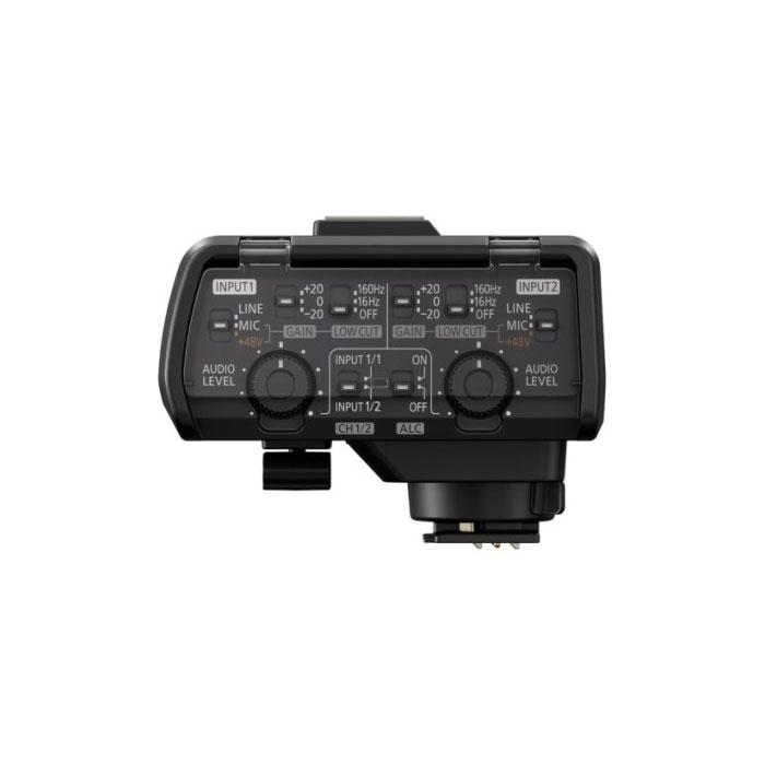 Adaptateur de microphone XLR - Panasonic